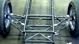 Race Car Fabrication Cleveland Sheet Metal Fab Chassis
